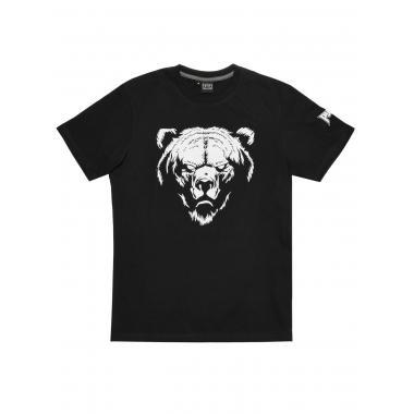 Футболка «Русский Медведь» чёрная